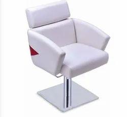 Beauty Parlour White Chair