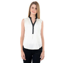 c66d84a49ccd1 Sleeveless Ladies Top