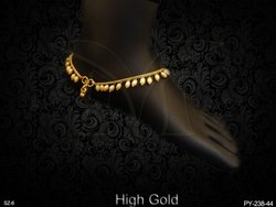 Moti Designer Antique Payal