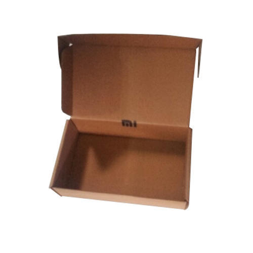 Brown Mobile Packaging Box