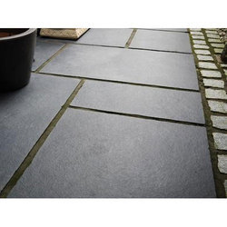 Kadappa Black Limestone, Usage: Flooring