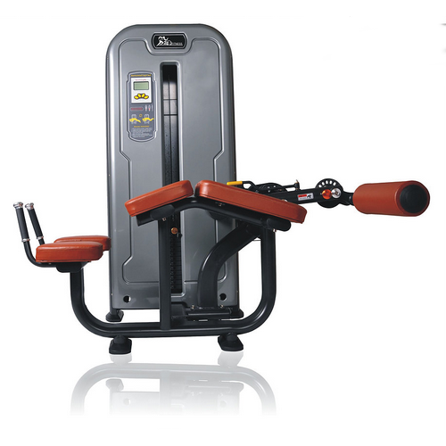 JS-10 Horizontal Leg Curl Machine