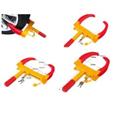 Wheel Clamp Tyre Lock For Vehicle