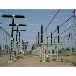 All Civil Works of 765/400/220kv Substations