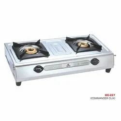 Mc-227 Two Burner Stove
