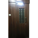 Hinged Re066 Indoor Wooden Safety Door