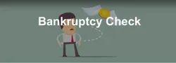 Bankruptcy Check