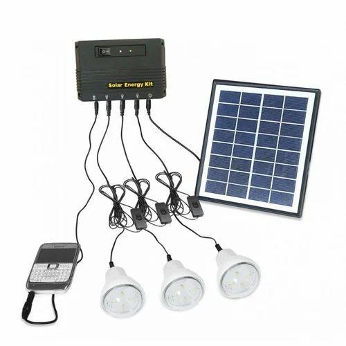 Solar Home Light Kit 10 W
