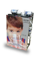 iPOTTER Commercial RO Water Purifier 50 LPH