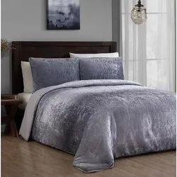 Velvet Bedspread Cover