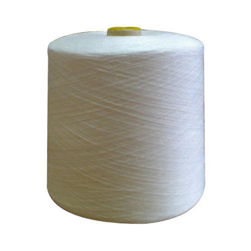 White Cotton Dyed Yarn, For Fibers And Fabrics