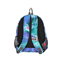 Sky Blue Color Spring School Bag