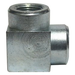 Forged Steel FCS Male / Female Elbow S/E 1000 LBS, Packaging Type: Box