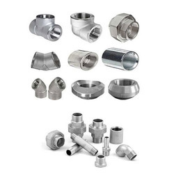 Stainless Steel 316TI Pipe Fittings