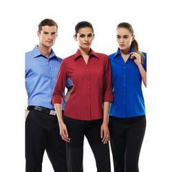 Corporate Uniform Shirts Fabric