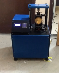 Pap Tech Core and Cone Collapsing Strength Tester, Model: PAP- 4062