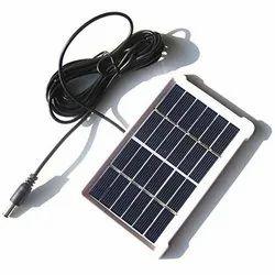 Portable Solar Panel 3w 6v