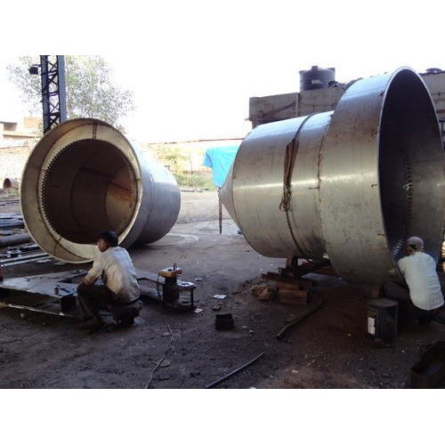 Steel Fabrication Services: Powder Coated Stainless Steel Structural Fabrication