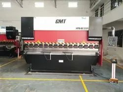 Hydraulic Press Brake Model HPB-63X2500