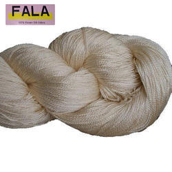 Spun Silk Yarns