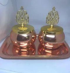 Rawsome Shack Dry Fruit Metal Box Set