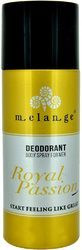 Melange Royal Passion Mens Deodorant