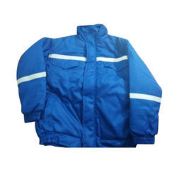 Full Sleeves Plain Safety Jacket, For Auto Racing