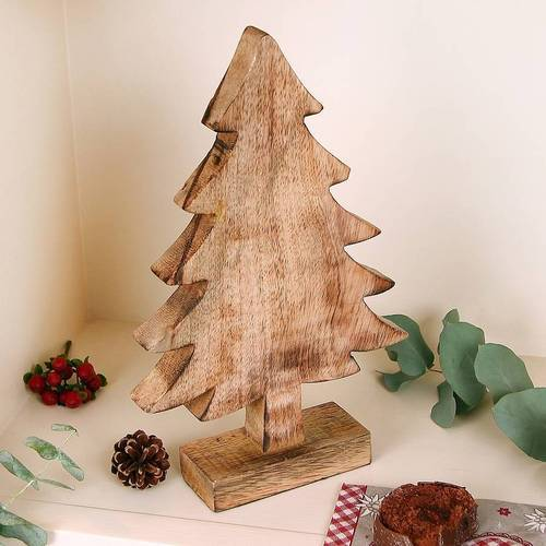 good wood crafts tree shaped wooden christmas decoration tree - Wooden Christmas Decorations