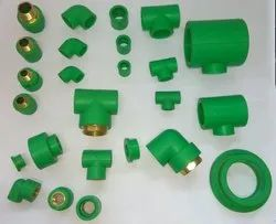 PPR Green Fittings