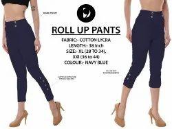 Rollup Pants