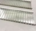 Hot Dip GI Perforated Cable Tray