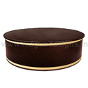 Round Hat Bar Coffee Table