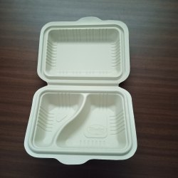 2  Section Meal Tray
