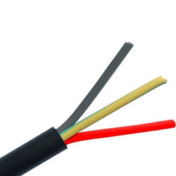 Three Core Flexible Cable