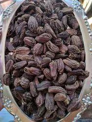 Tuned Food Organic Black Cardamom / Jangli Elaichi / Boro Elach / Badi Elaichi, Packaging Size Available: 50 Kg