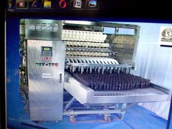 Automatic Linear Bottle Washing Machines For Pharmaceutical Industry