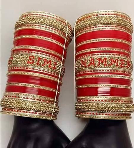 indian bridal chura at rs 3699 set bridal chura id 9129480912
