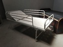 Semi Fowler Bed With Side Railing