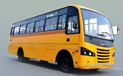 School Bus Services In Bengaluru, Seating Capacity: > 45 Seater