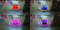 Kundan Decorative Diya