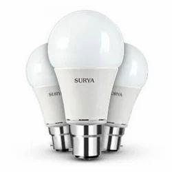 Cool White Surya LED Bulb, 6 W - 10 W