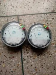 Aerosense Model ASG-04 Differential Pressure Gauge Range 0-4.0 Inch WC
