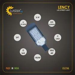 36 W LED  Street Light (Lency)