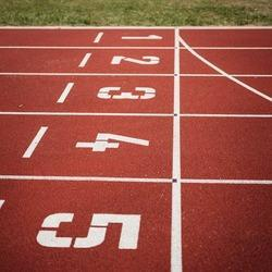 Athletic Running Track Flooring Service