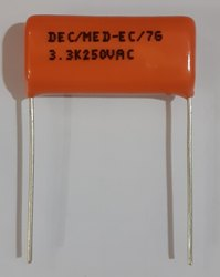Fan Regulator (Film Foil Capacitors)