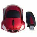 Car Shape Wireless Mouses