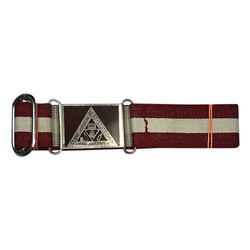 Steel Buckle School Belt