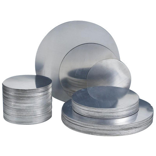 Spinning Aluminum Circle