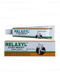 Relaxyl Ointment 30 Mg