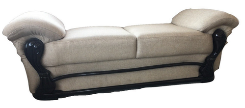Hansa Two Seater Divider Sofa For Living Room